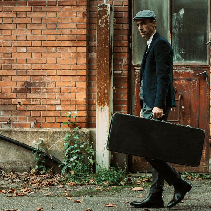 Photo extérieur de David Prigent alias Le Daron - Le Daron - ledaronmusic.fr