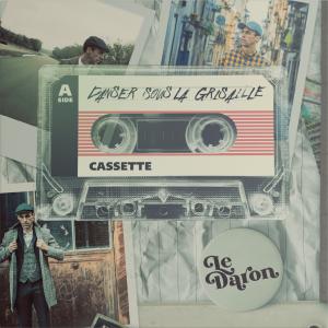 pochette CD - Danser sous la grisaille - Le Daron - ledaronmusic.fr